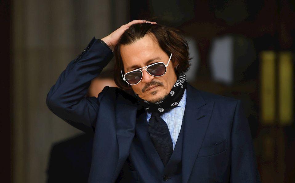 Johnny Depp demandó al diario por un artículo de 2018 (EFE).