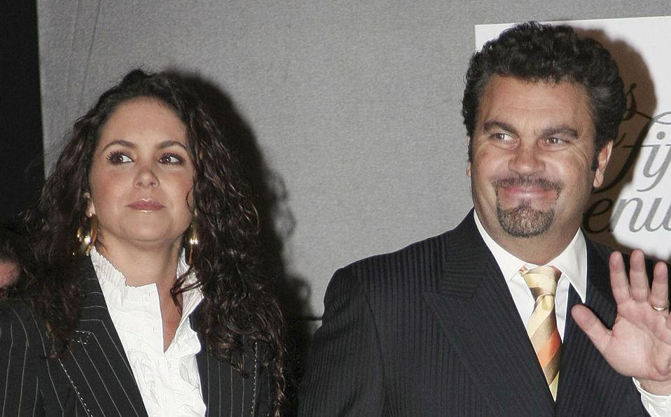 Lucero y Mijares se divorciaron en 2011 (Getty).
