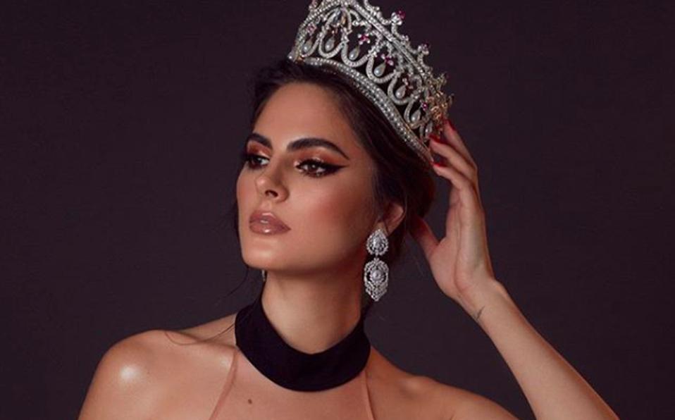 Es oficial: Sofía Aragón en el top 5 de Miss Universo