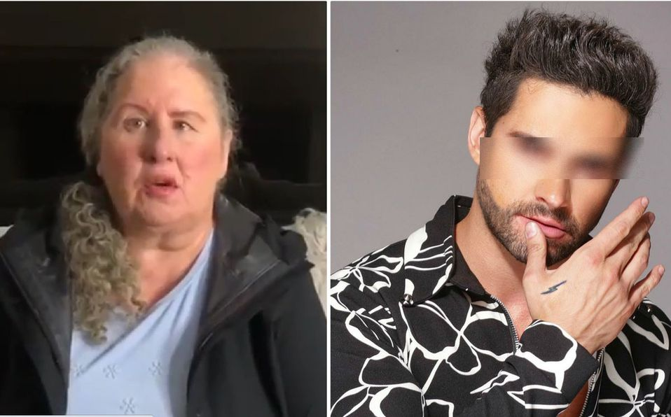 Madre de Eleazar Gómez lo defiende públicamente (Instagram).