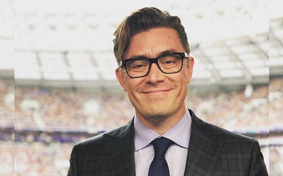 Antonio Rosique ha cambiado mucho desde sus inicios en la televisión (Instagram).