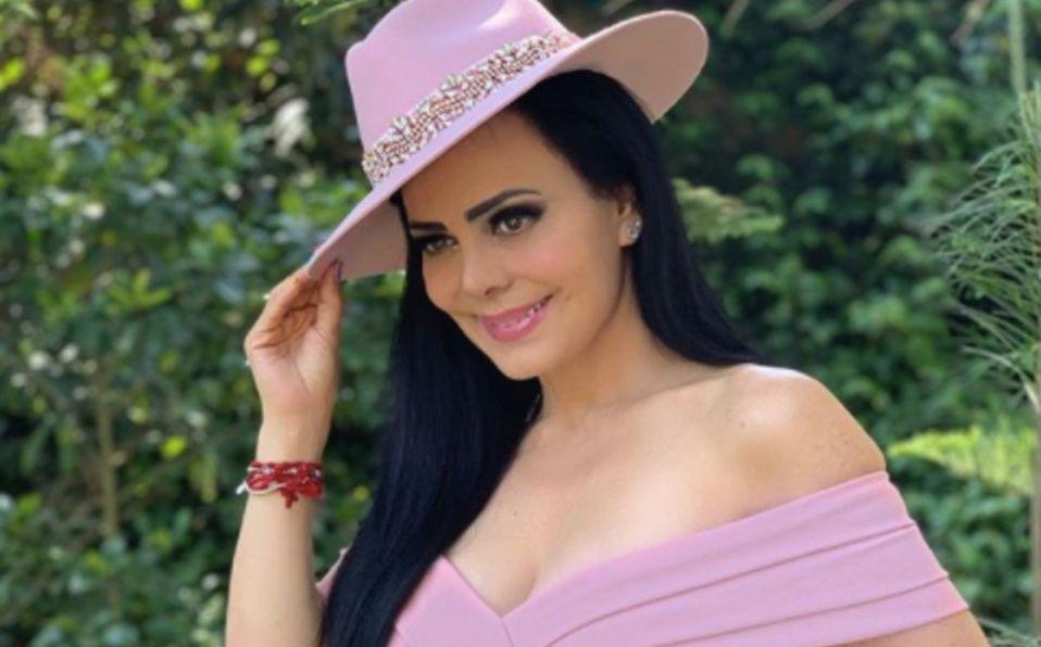 Maribel Guardia posa en pijama en Instagram antes de dormir