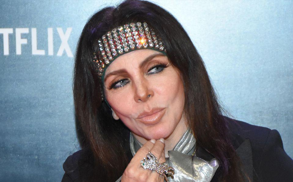 Verónica Castro tendrá un papel importante en la realización de la serie (Getty).