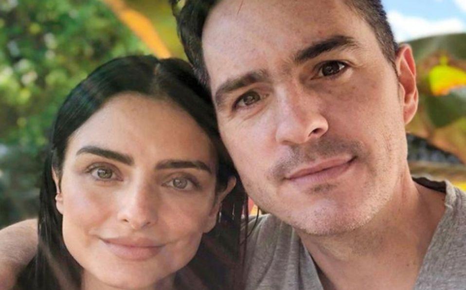 Mauricio Ochmman y Aislinn Derbez