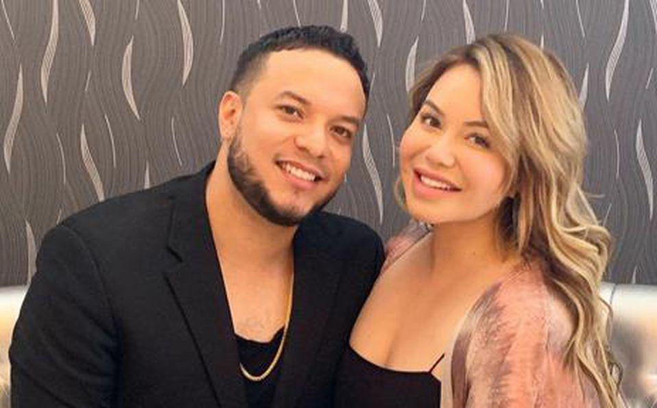 Chiquis Rivera y su esposo