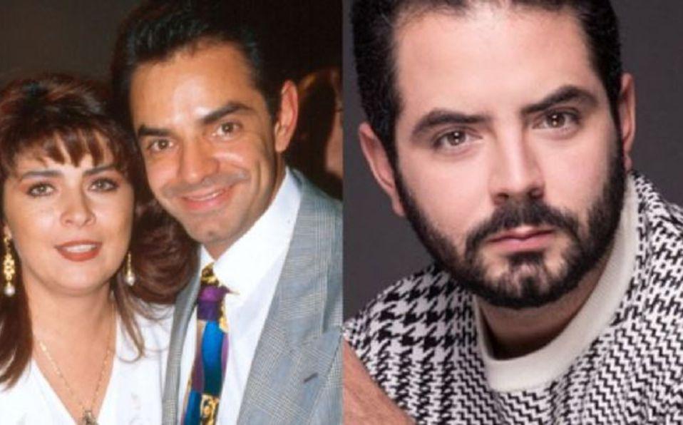 José Eduardo enfrenta a Eugenio Derbez tras crítica a su madre Victoria Ruffo