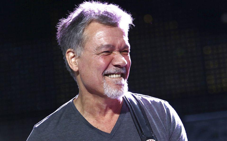 Murió Eddie Van Halen tras una larga batalla contra el cáncer (AP).