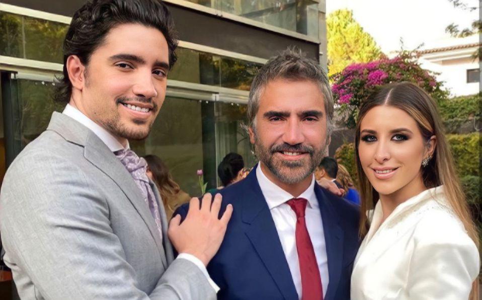 Alex Fernández: Alexia se casa luciendo lujoso vestido de 90 mil pesos
