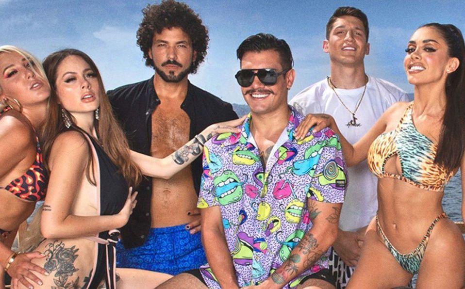 'Acapulco Shore 8' ya comenzó a transmitirse en MTV (Instagram).