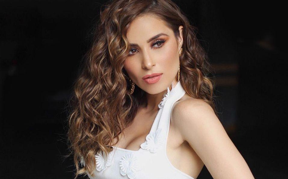 Cynthia Rodríguez se llenó de halagos con su look (Instagram).