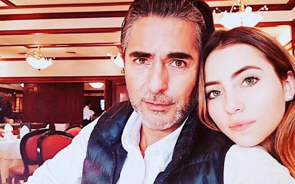 Raúl Araiza es padre de dos hijas (Instagram).