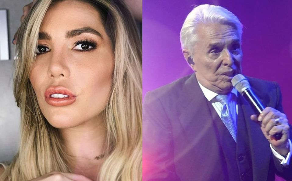 Frida Sofía señaló a Enrique Guzmán como su agresor (Instagram).