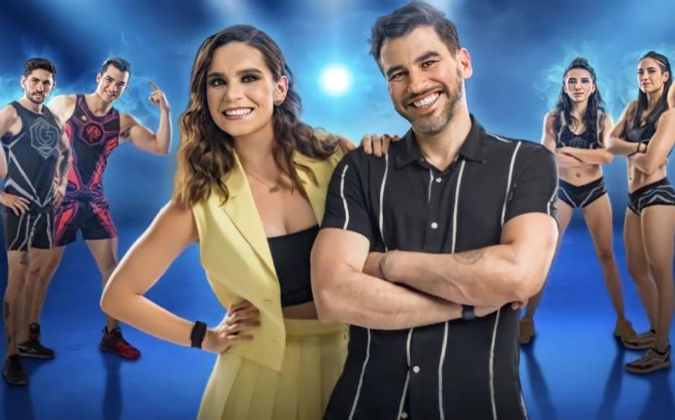 Guerreros 2021: Concursantes y equipos de la segunda temporada