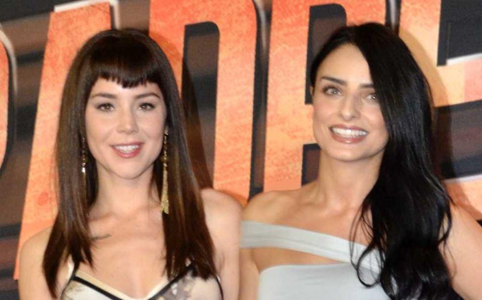 Camila Sodi y Aislinn Derbez hablan de los fuertes traumas que les causó la fama