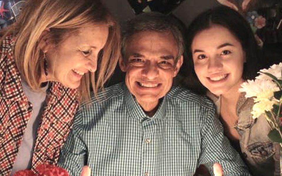 Sara Salazar, José José y Sarita Sosa