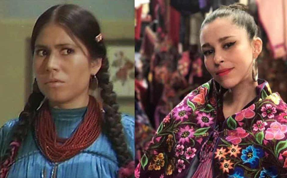 Denisse Guerrero de Belanova es la hija no reconocida de La india María