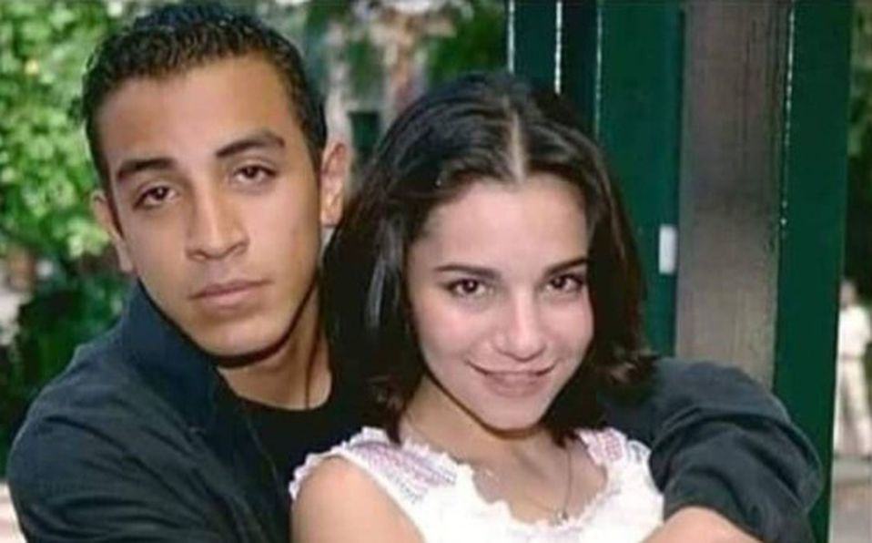 Luis Fernando de la Peña y Martha Higareda