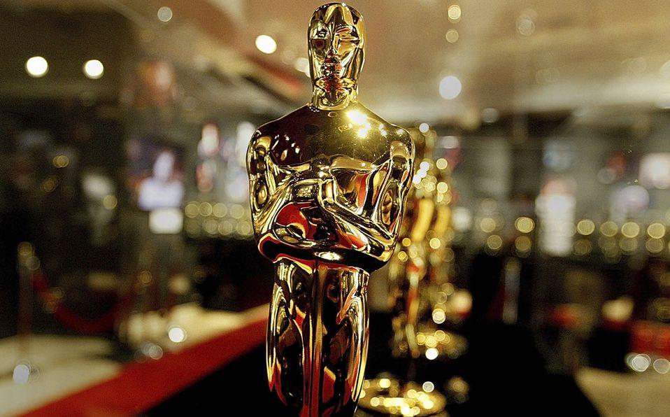 Tres mexicanos compiten por un Oscar (Getty).