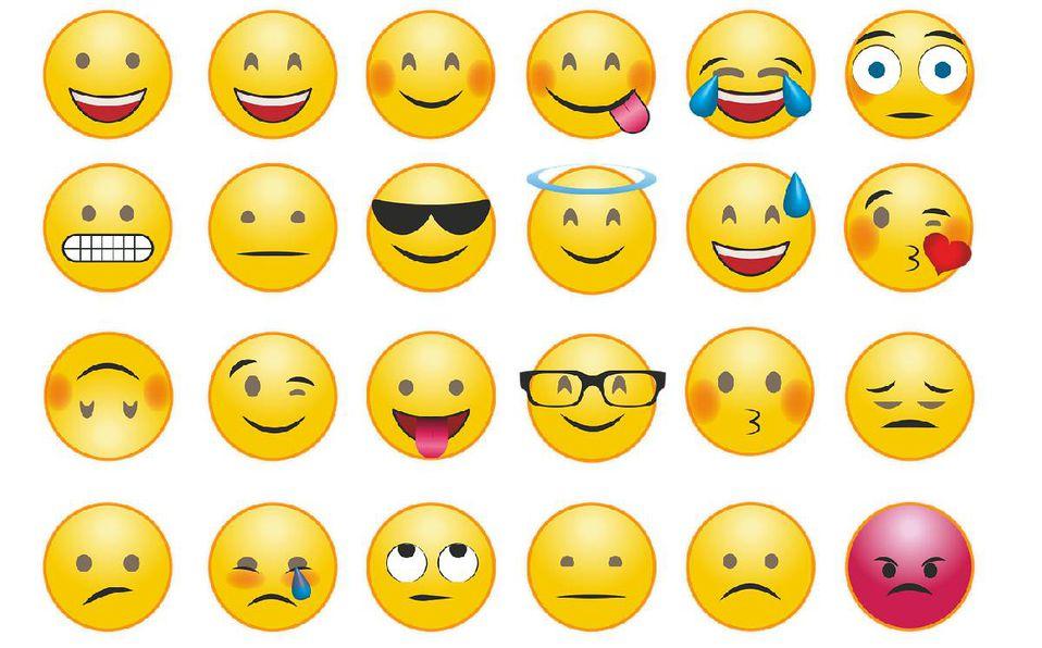 Estos algunos de los emojis más raros de todo internet