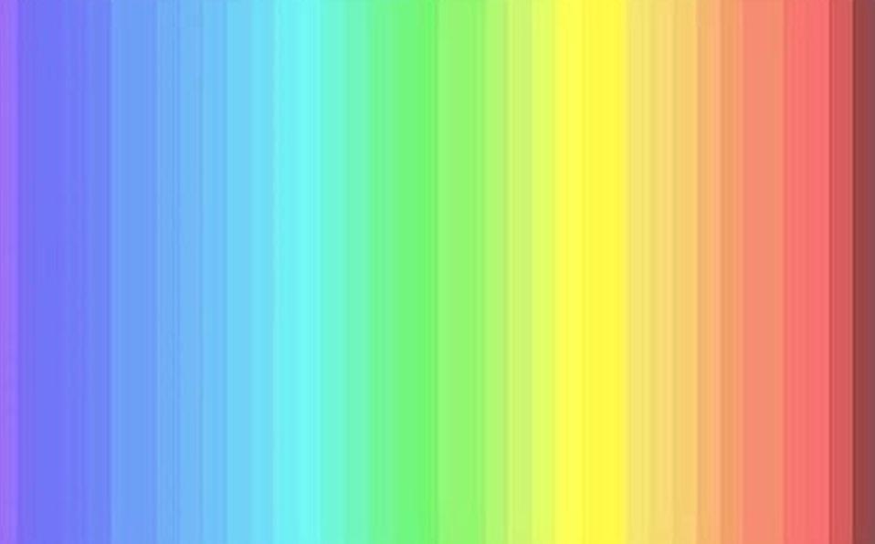 Reto visual difícil: Prueba de daltonismo