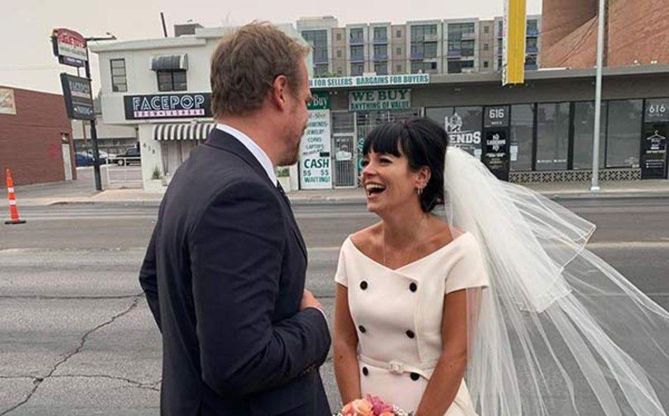 Lily Allen y David Harbour: Así fue la primera boda de la cantante