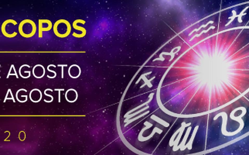 Horóscopos del 17 al 23 de agosto 2020