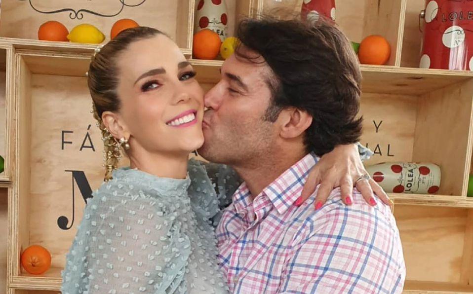 Rodrigo Mejía y Gaby Crassus se casaron en 2012 (Instagram).