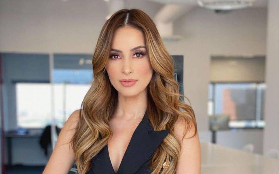 Cynthia Rodríguez sufre fuerte caída en Venga la Alegría