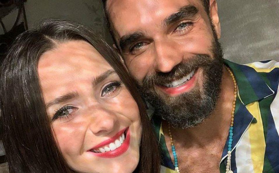 Ariadne Diaz y Marcus d'Ornellas