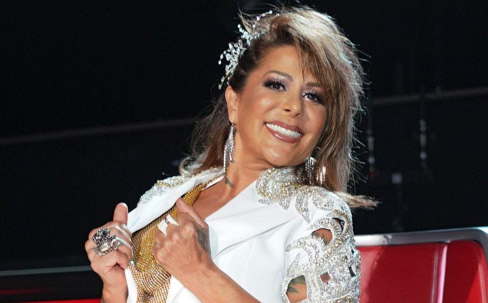 Alejandra Guzmán impresionó a sus fans con su look