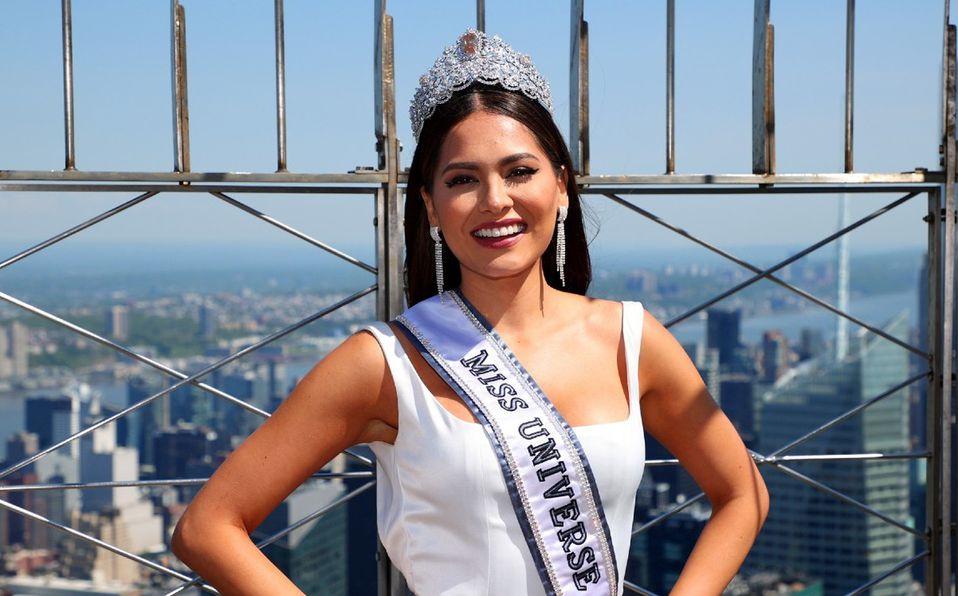Andrea Meza: Ellos fueron sus novios antes de ser Miss Universo