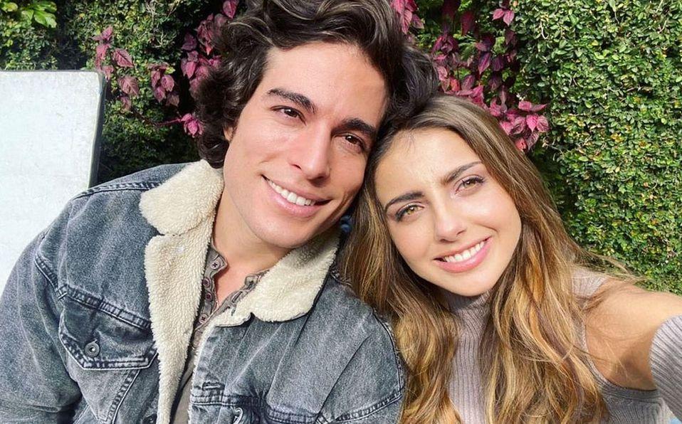 Michelle Renaud y Danilo Carrera anuncian su separación