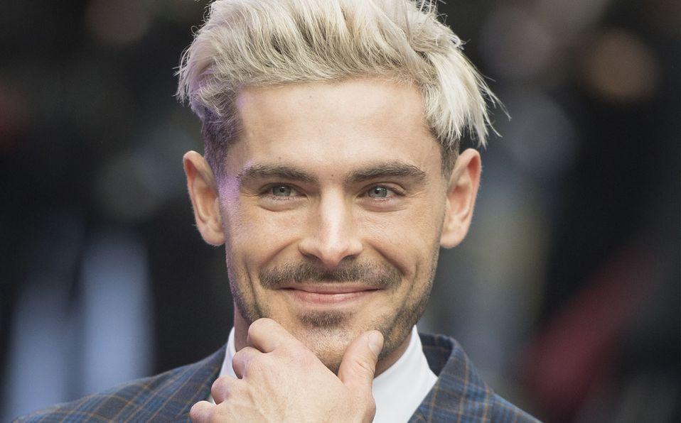 Zac Efron reaparece con nuevo rostro; dicen luce irreconocible