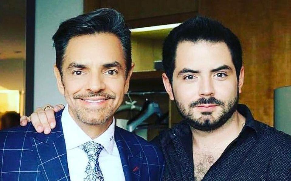 Eugenio Derbez vivió junto a José Eduardo cuatro meses (Instagram).