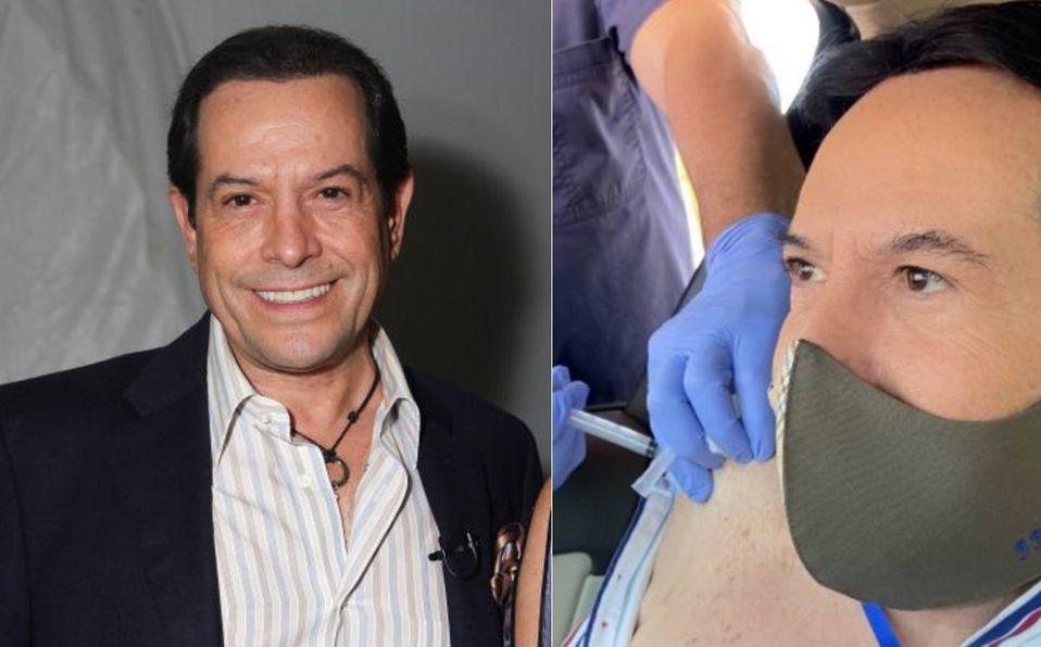Pepillo Origel podría perder la visa y ser sancionado por vacunarse en Estados Unidos