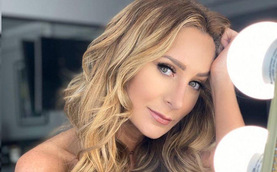 La actriz presumió su nuevo look en redes (Instagram).