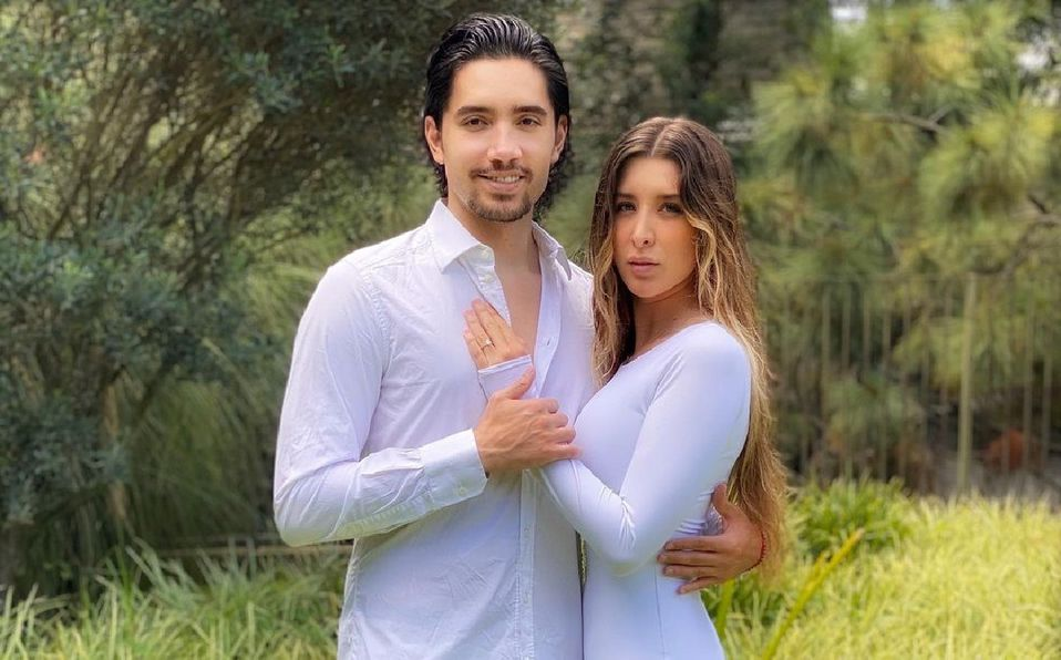 ¡Alex Fernández Jr será papá!