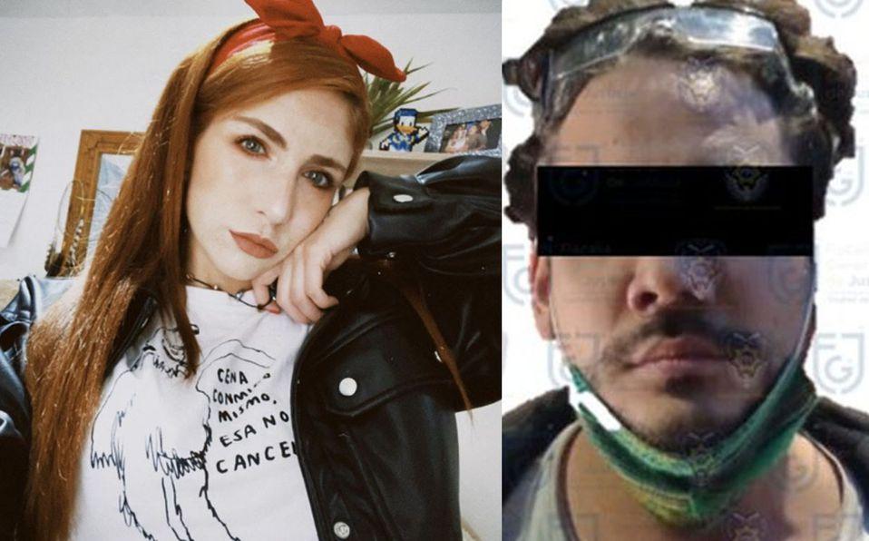 Nath Campos relató su testimonio en un video de YouTube (Instagram y Fiscalia de CDMX).