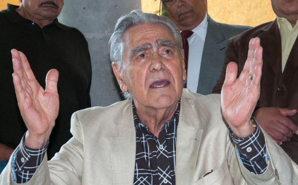 Eric del Castillo negó la efectividad de las vacunas (Cuartoscuro).