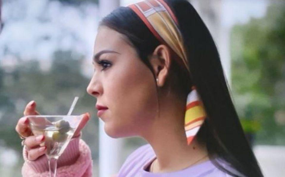 El error en la escena de Danna Paola en 'Èlite' que Netflix tuvo que justificar