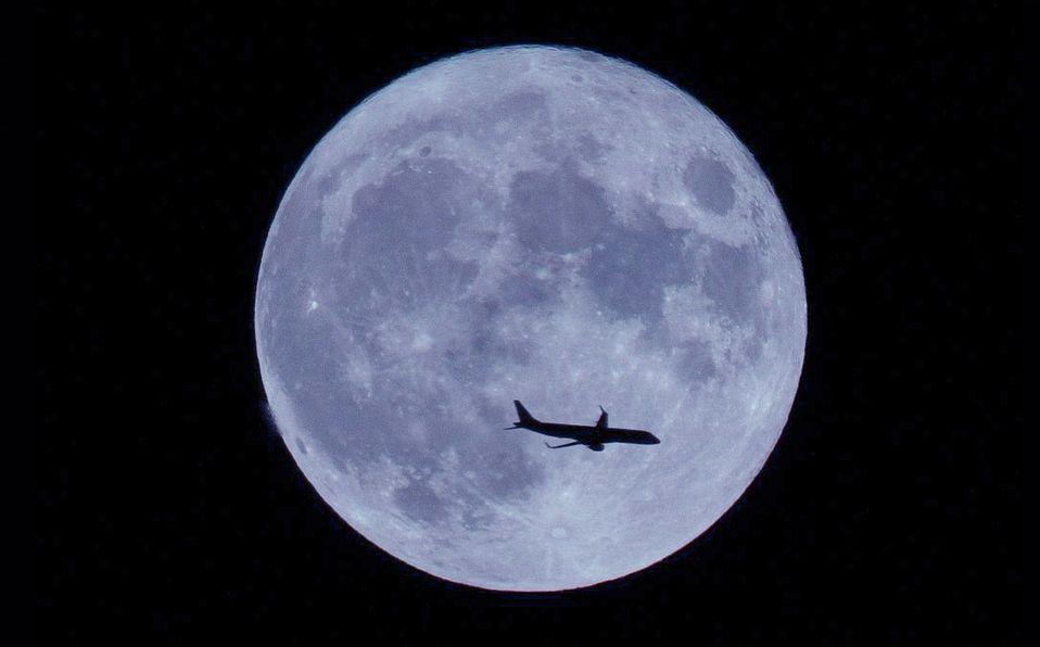 La Luna Azul en Halloween no volverá a ocurrir hasta dentro de 19 años (Getty).