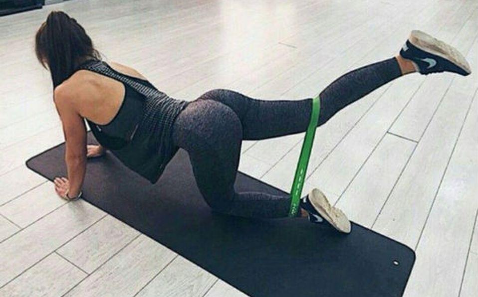 Rutina de gym para aumentar glúteos en menos de un mes