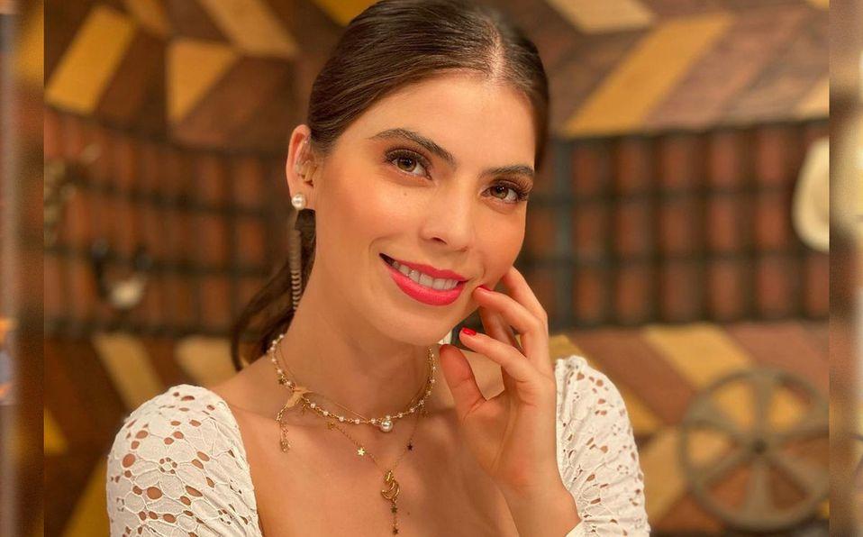 Esmeralda Ugalde saltó a la fama tras su participación en 'La academia'  (Instagram).