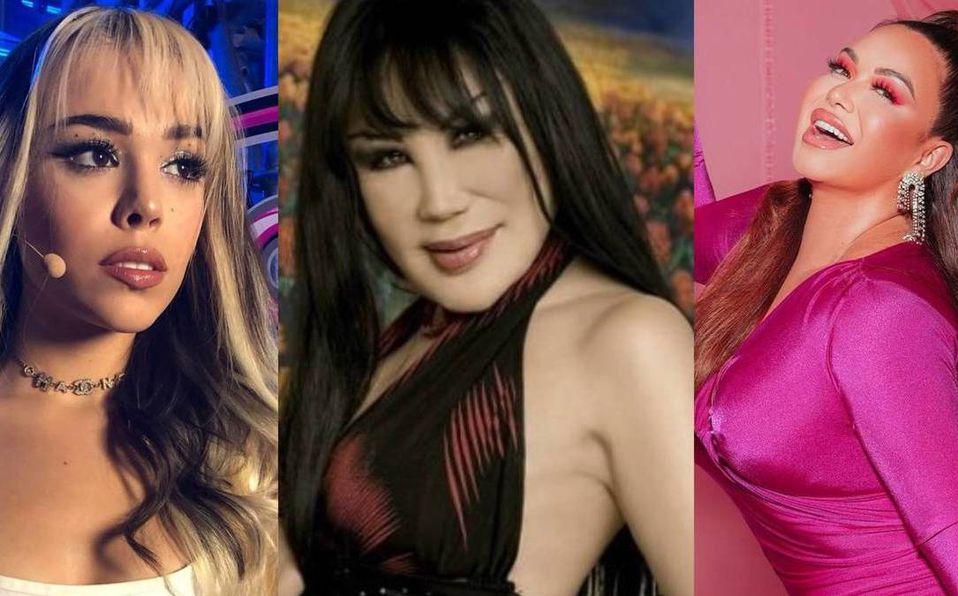 Lyn May arremetió contra Danna Paola y Chiquis Rivera