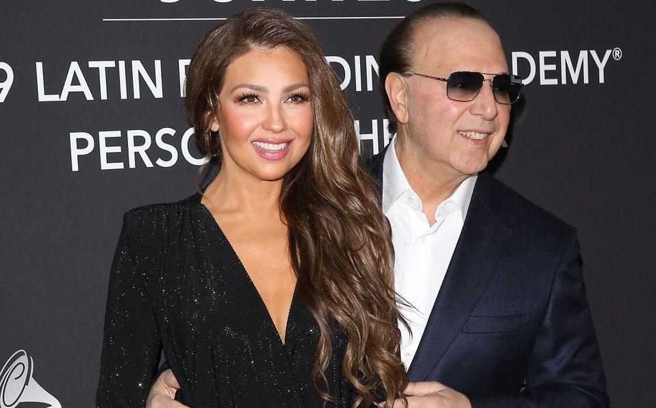 Tommy Mottola, esposo de Thalía, fortuna y propiedades.
