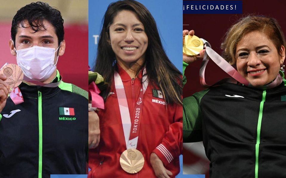 Varios mexicanos ya han ganado en Tokio 2020 (Twitter).