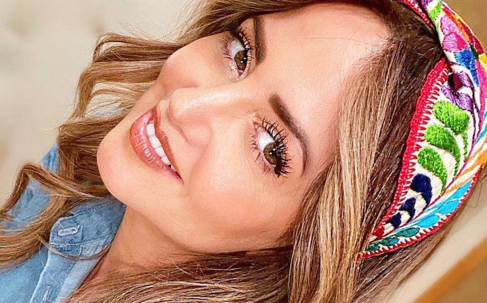 Andrea Legarreta reaparece en 'Hoy' tras recuperarse del covid-19