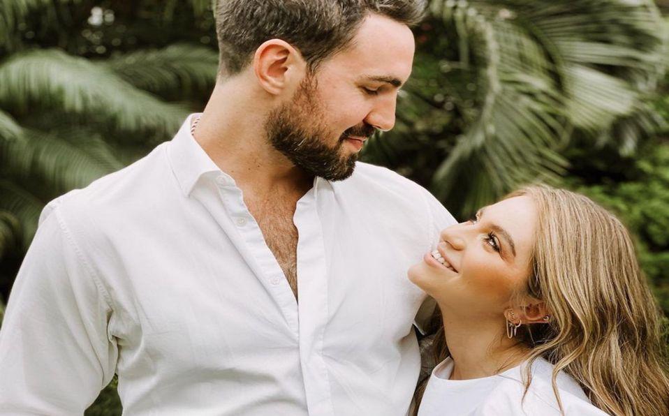 Sofía Castro y Pablo Bernot tienen ya más de un año de relación