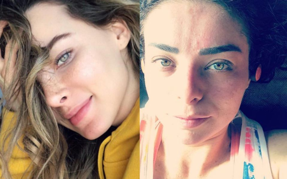 20 famosas sin maquillaje que te inspirarán