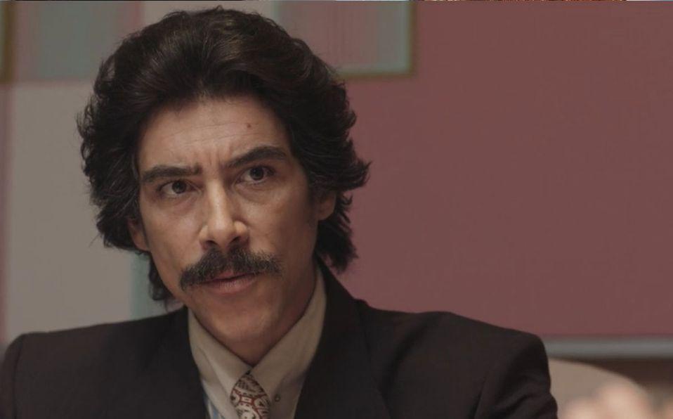 Óscar Jaenada tuvo gran éxito con su papel de Luis Rey